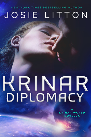 Krinar Diplomacy Book Cover