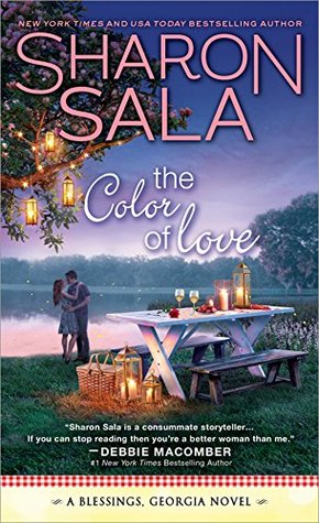 The Color of Love (Blessings, Georgia, #5)