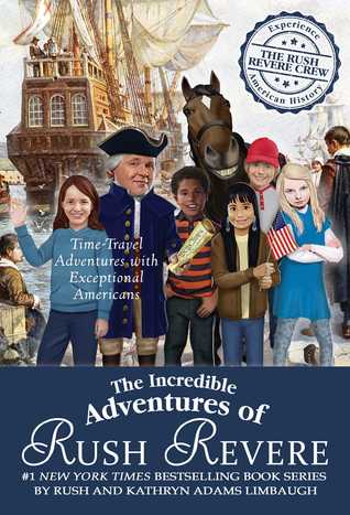The Incredible Adventures of Rush Revere: Rush Revere and the Brave Pilgrims; Rush Revere and the First Patriots; Rush Revere and the American Revolution; Rush Revere and the Star-Spangled Banner; Rush Revere and the Presidency