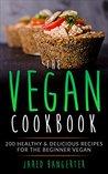 Vegan Cookbook by Jared Bangerter