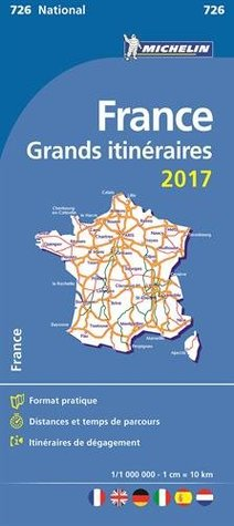 France Route Planning 2017