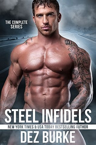 Steel Infidels Complete Series (Steel Infidels, #1-5)