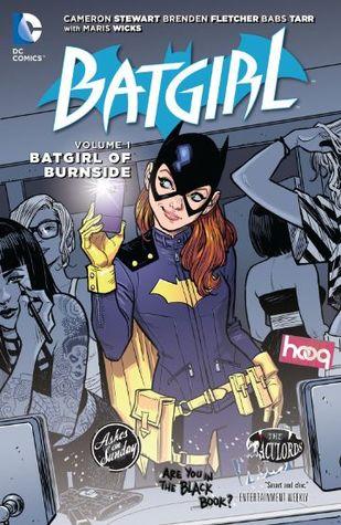 Batgirl, Vol. 1: Batgirl of Burnside
