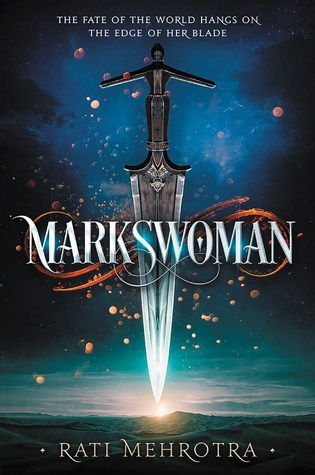 Rati Mehrotra Markswoman ebook