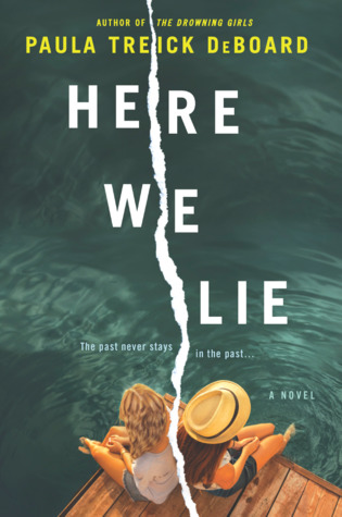 Image result for Here We Lie by Paula Treick DeBoard