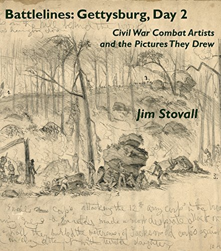 Battlelines: Gettysburg, Day 2: Civil War Combat Artists and the Pictures They Drew