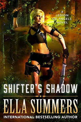 Shifter's Shadow (Legion of Angels #5)