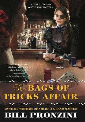 The Bags of Tricks Affair (A Carpenter and Quincannon Mystery #6)