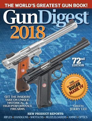Gun Digest 2018 por Jerry Lee