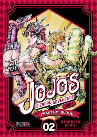Image result for jojo's bizarre adventure #2 phantom blood