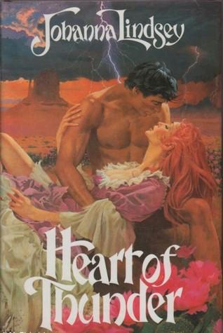 Heart of Thunder by Johanna Lindsey