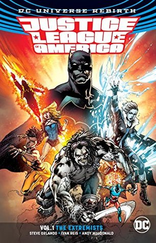 Justice League of America, Volume 1: Rebirth