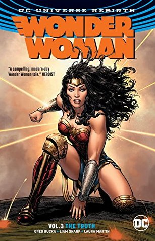 Image result for wonder woman the truth goodreads
