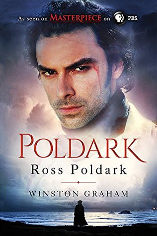 book cover: Ross Poldark, by Winston Graham