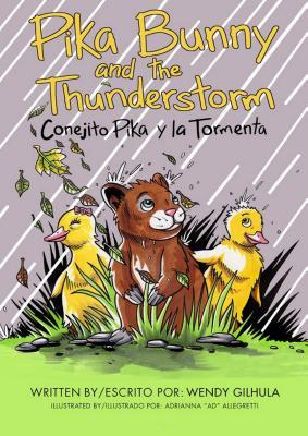 Pika Bunny and the Thunderstorm: Conejito Pika y La Tormenta
