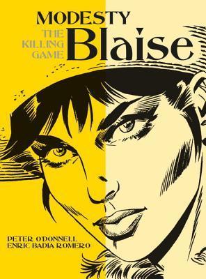 The Killing Game (Modesty Blaise Graphic Novel Titan #30)