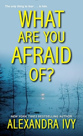 What Are You Afraid Of? (The Agency #2)