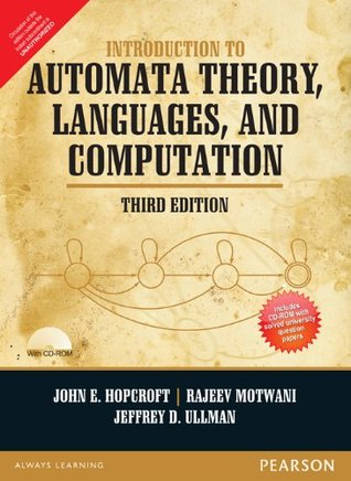 Introduction to Automata Theory, Languages and Computation - Anna University