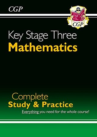 New KS3 Maths Complete Study & Practice: Complete Revision and Practice