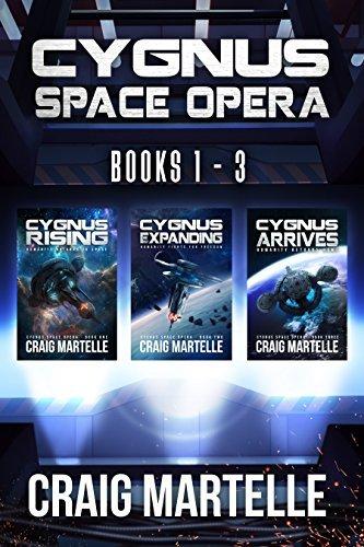 Cygnus Space Opera Books 1 to 3: Humanity Comes Home
