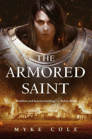 Preorder The Armored Saint by Myke Cole