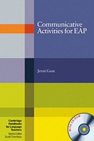 Communicative Activities for EAP: With CD-ROM