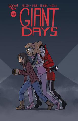 Giant Days, Vol. 28 (Giant Days, #28)