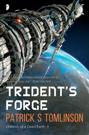 Trident's Forge (Children of a Dead Earth, #2)
