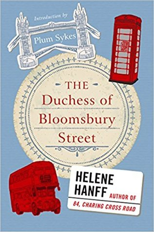 The Duchess of Bloomsbury Street por Helene Hanff