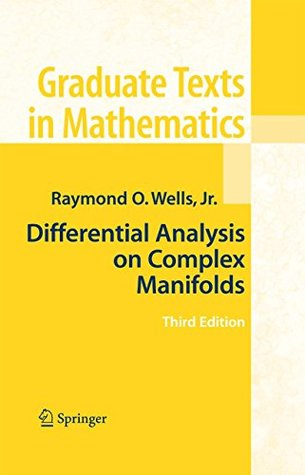 Differential Analysis on Complex Manifolds: 65
