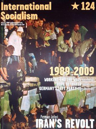 1989-2009 (International Socialism, #124)