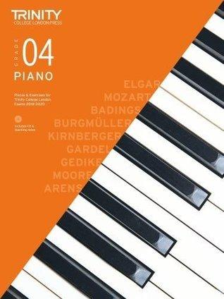 Trinity College London Piano Exam Pieces & Exercises 2018-2020 Grade 4 (with Free Audio CD) (Piano 2018-2020)