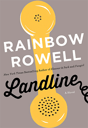 Image result for landline rainbow rowell