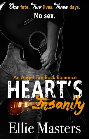 Heart's Insanity: an Angel Fire Rock Romance by Ellie Masters