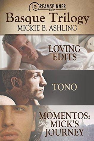 Basque Trilogy (Basque #1-3)