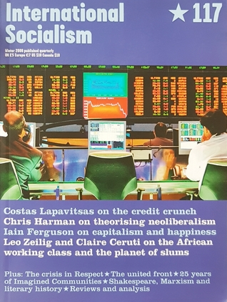 The credit crunch (International Socialism, #117)