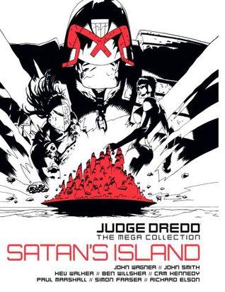 Judge Dredd: Satan's Island (Judge Dredd: The Mega Collection #44)