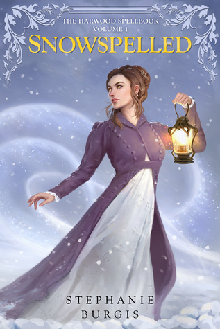 Snowspelled (The Harwood Spellbook, #1)