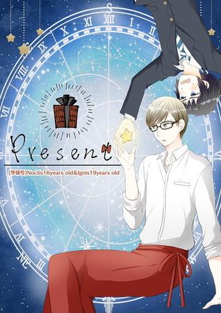 Present 16+19(じゅんびごう)