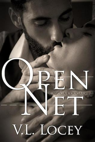 Open Net (Cayuga Cougars, #2)