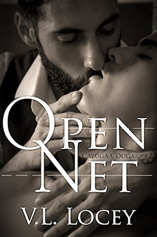 New Release Review: Open Net (Cayuga Cougars #2) by V.L. Locey