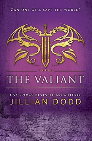 The Valiant (Spy Girl, #4)