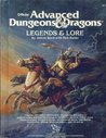 Legends and Lore: Cyclopedia of Gods and Heroes from Myth and Legend