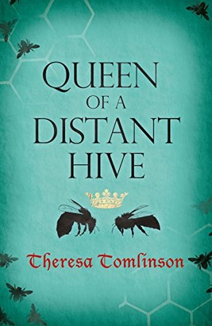 Cover - Queen of a Distant Hive
