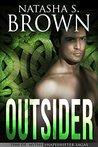 Outsider by Natasha S. Brown