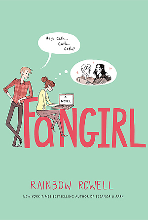 Book Review: Rainbow Rowell's Fangirl