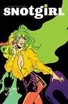Snotgirl #7 by Bryan Lee O'Malley