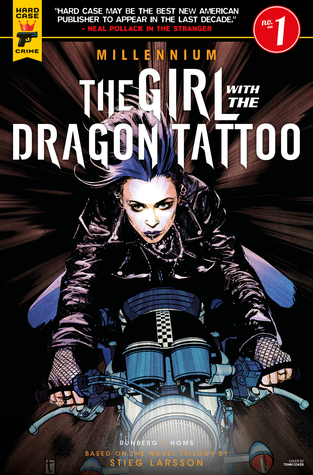 Millennium: The Girl With the Dragon Tattoo #1 (Millennium, #1)