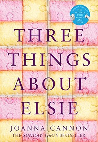 Image result for three things about elsie cover