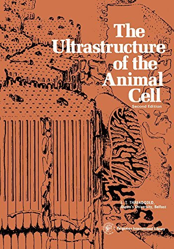 The Ultrastructure of the Animal Cell: International Series in Pure and Applied Biology (International series in pure and applied biology ; v. 55)